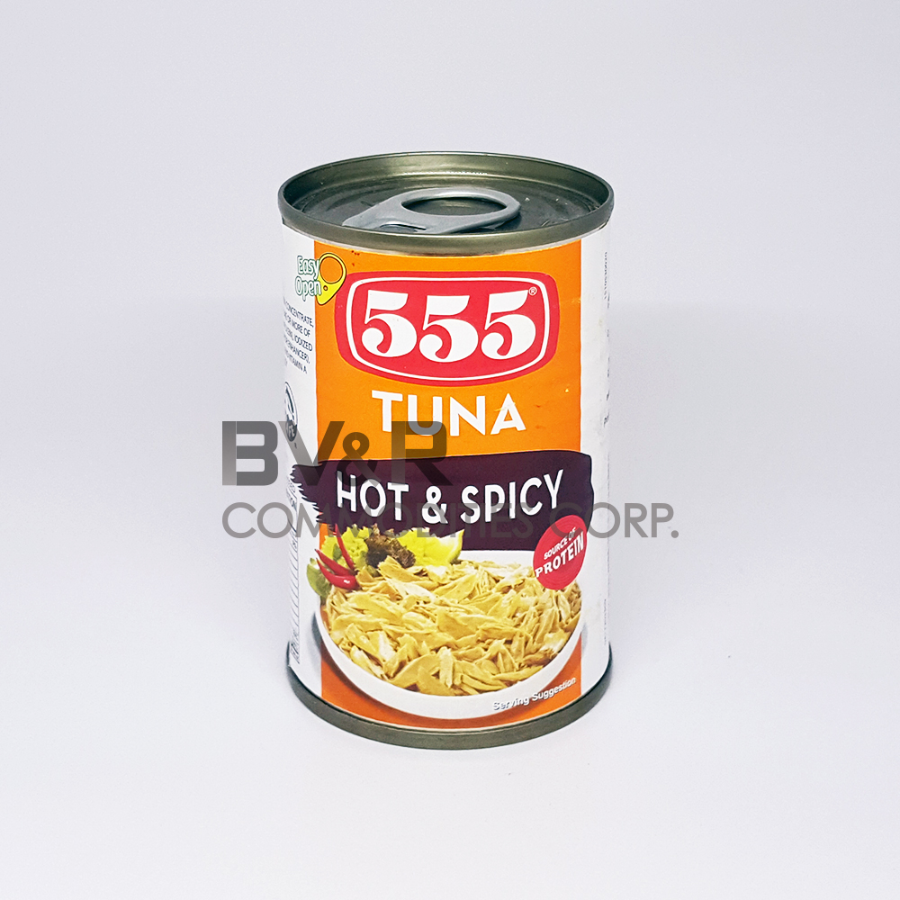 555 TUNA HOT & SPICY