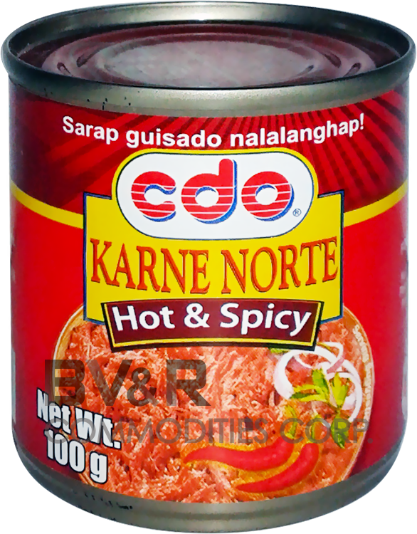 CDO KARNE NORTE HOT & SPICY