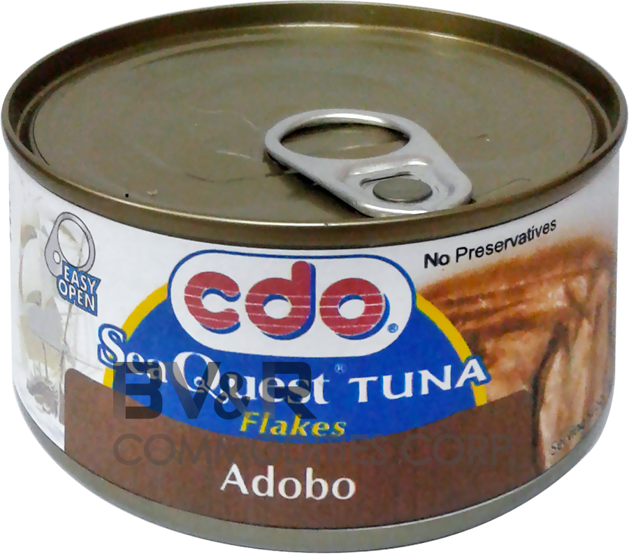 CDO SEA QUEST TUNA FLAKES ADOBO