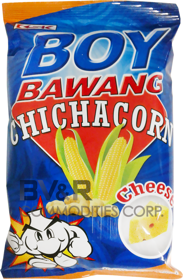 BOY BAWANG CHICHACORN CHEESE FLAVOR