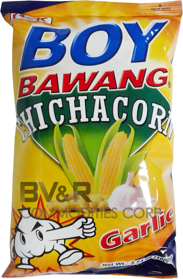 BOY BAWANG CHICHACORN GARLIC FLAVOR