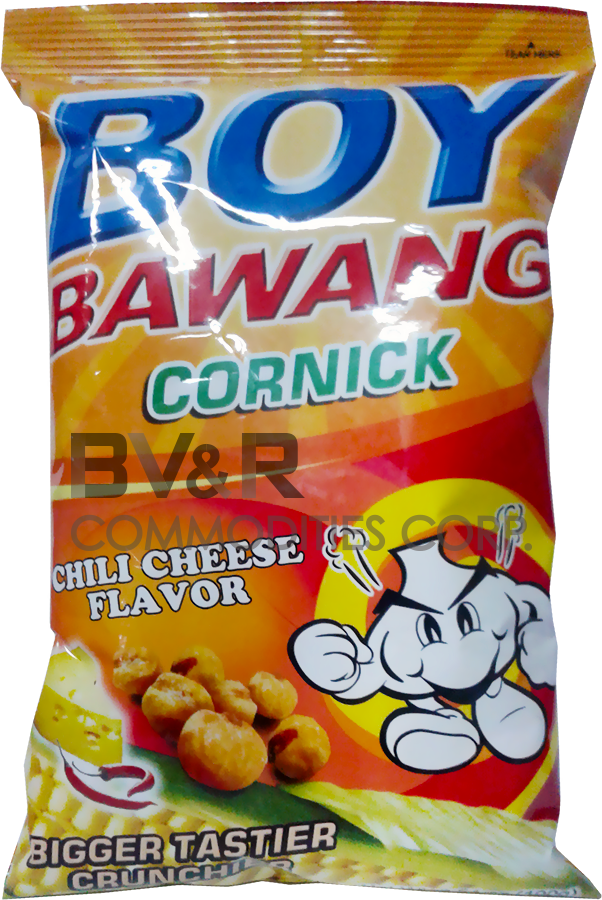 BOY BAWANG CORNICK CHILI CHEESE FLAVOR