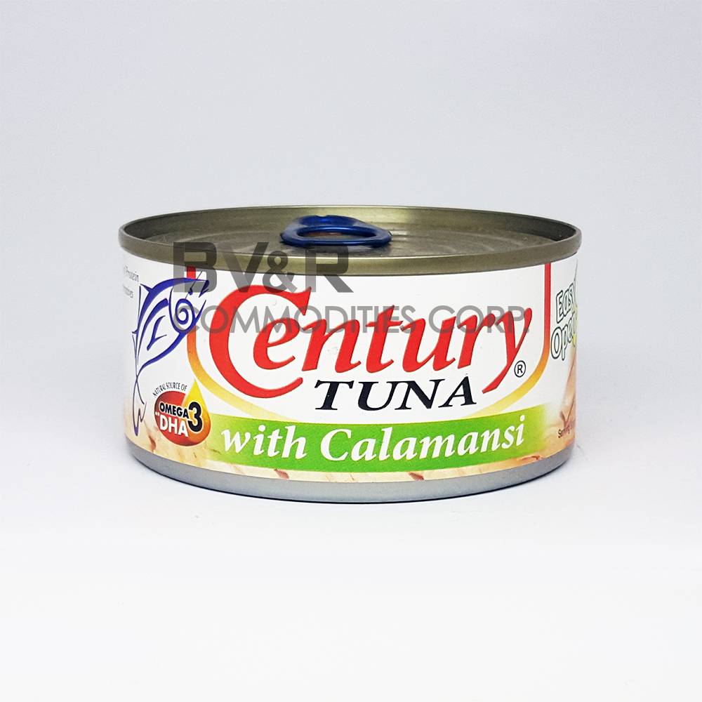 CENTURY TUNA with CALAMANSI