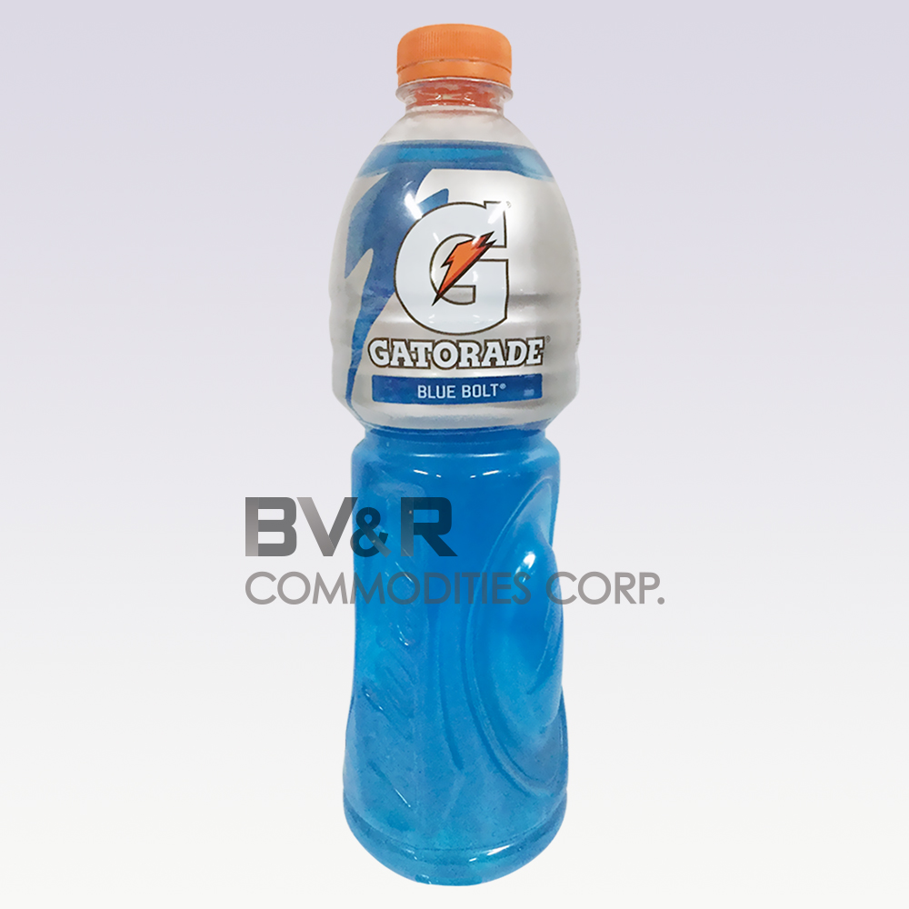 GATORADE SPORTS DRINK BLUE BOLT