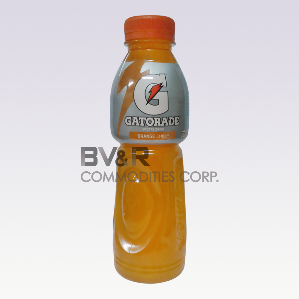 GATORADE SPORTS DRINK ORANGE CHILL