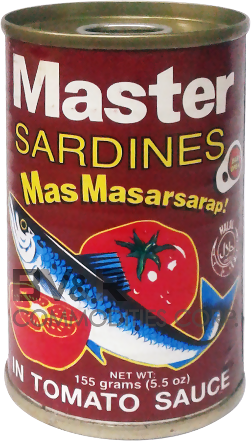 MASTER SARDINES in TOMATO SAUCE
