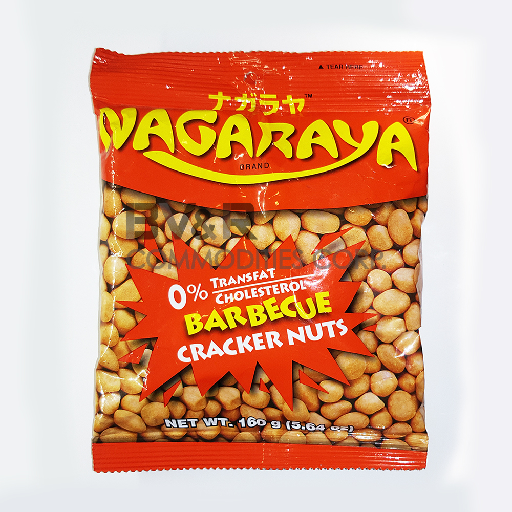 NAGARAYA BARBEQUE CRACKER NUTS