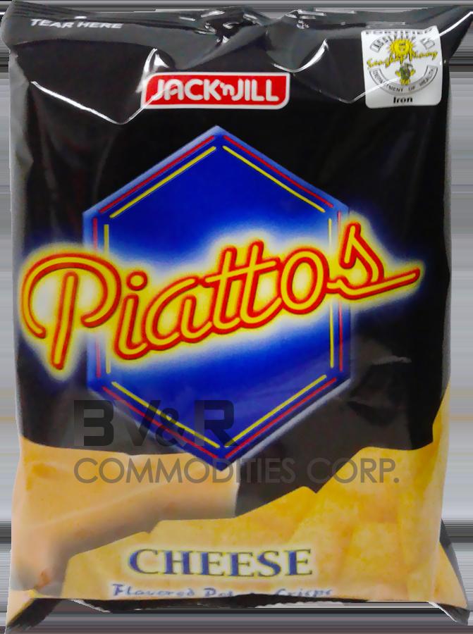 PIATTOS CHEESE FLAVORED POTATO CRISPS
