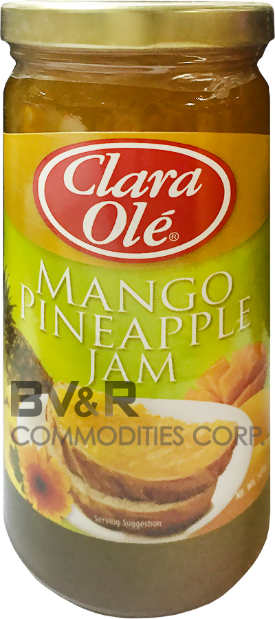 CLARA OLÉ MANGO PINEAPPLE JAM